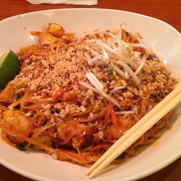 Pad Thai @ Stir Crazy