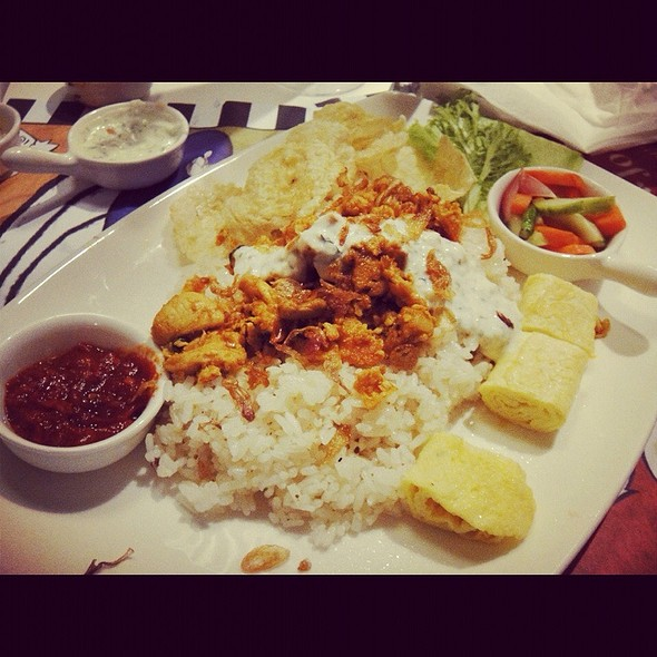Fried Rice @ Sam & Jolly Cafe