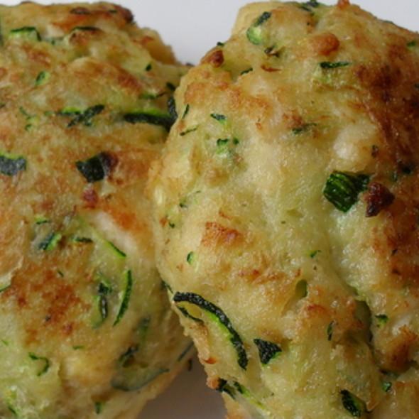 Chicken Zucchini Meatballs  @ Homemade