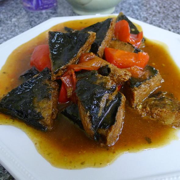 Sweet and Sour Fried Vegan Fish @ Loving Hut Bankstown (Vegan Cuisine)