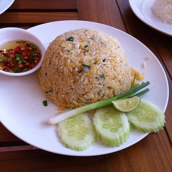 Crab Fried Rice (Khao Pad Poo)