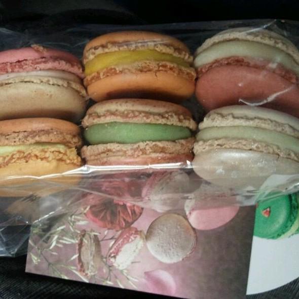 Macarons Du Jardin