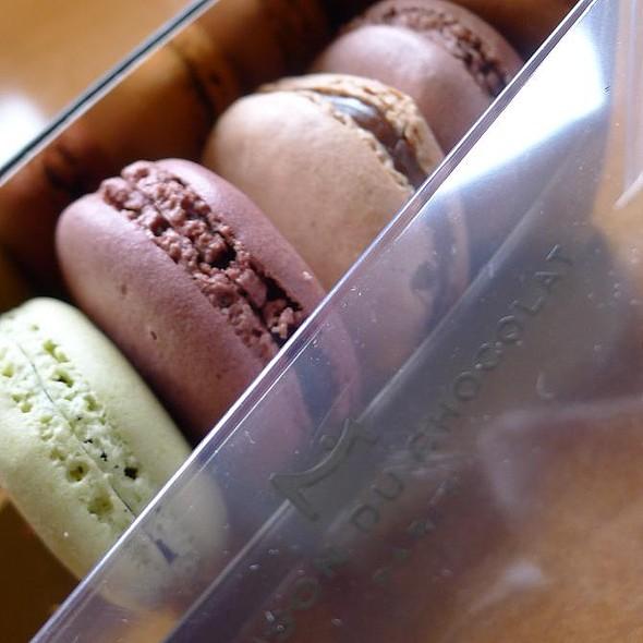 Assorted Macarons @ La Maison Du Chocolat