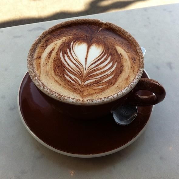 Soy Mocha @ Stumptown Coffee Roasters
