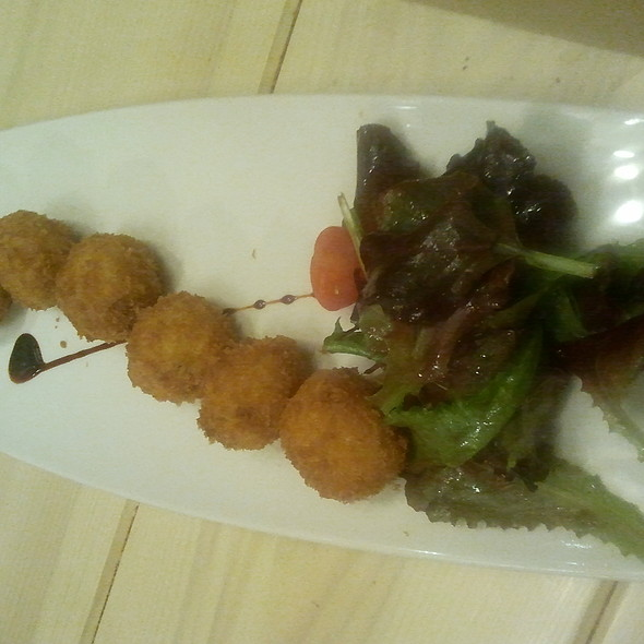Blue Cheese Croquettes @ Panko 2011 S.l.