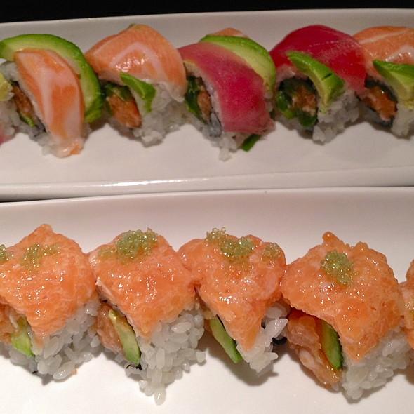 maki rolls @ Tsushima