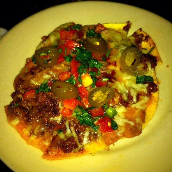Mexican Pizza @ Luna De Noche-Northpark Ltd