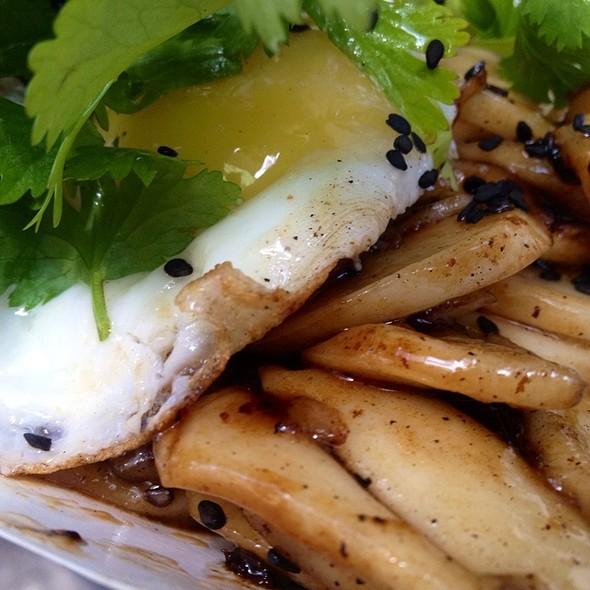 Rice Cakes @ Go Chew Food Truck