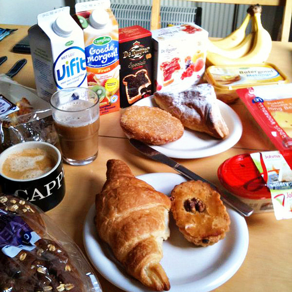 Breakfast @ Albert Heijn
