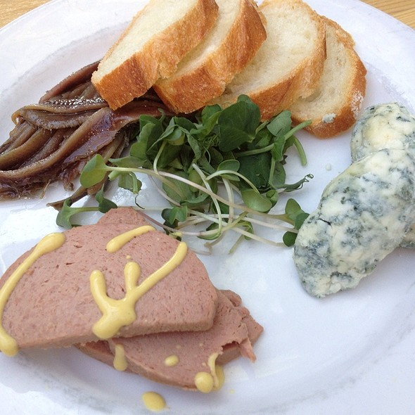 Cheese and charcuterie plate - The Westside Local, Kansas City, MO