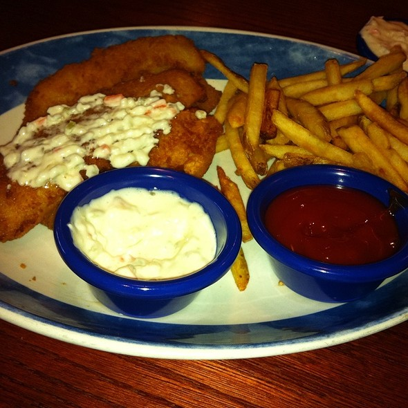 Red lobster menu fort wayne in foodspotting for Red lobster fish and chips