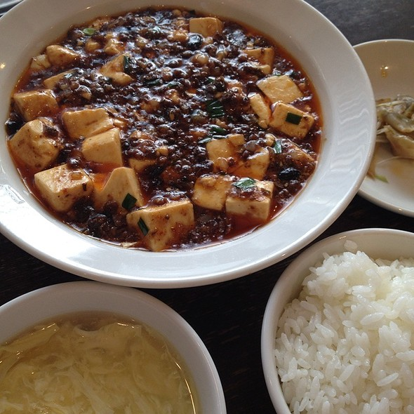 Mabo Tofu @ 紅虎餃子房 有楽町店