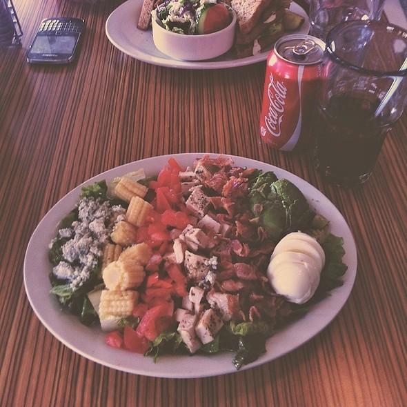 Cobb Salad @ Deacon's Corner | Gastown Diner