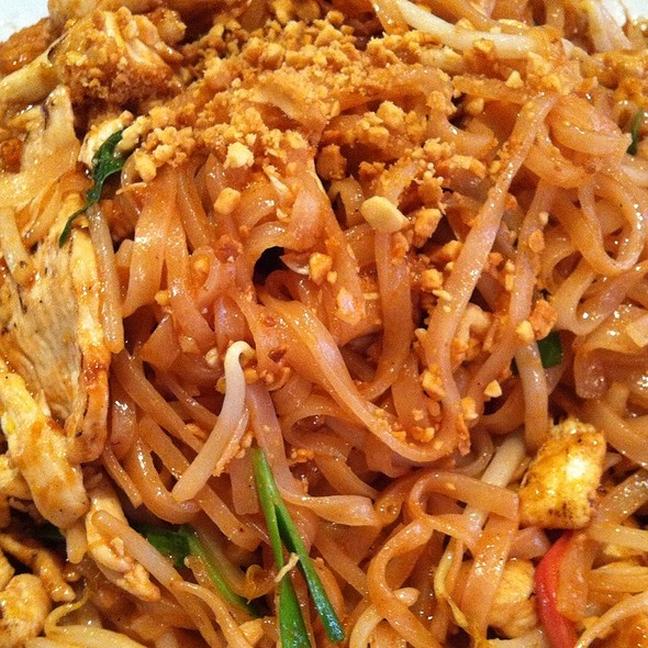 Phad Thai @ Bangkok Chef