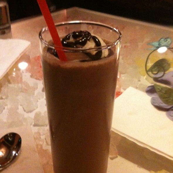 Peanut Butter Malt Shake @ Little Oven