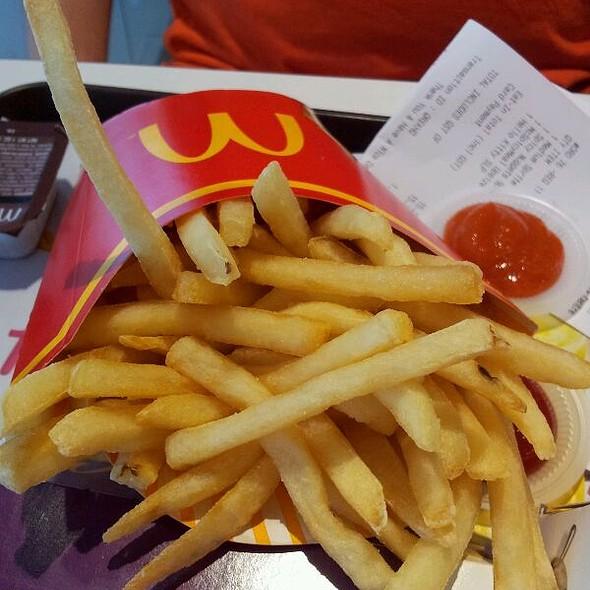 Fries @ McDonald's - Punggol CC