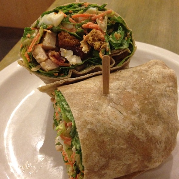 Cowgirl Wrap @ Ula Cafe