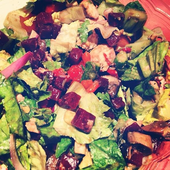 Salad @ Europa Cafe