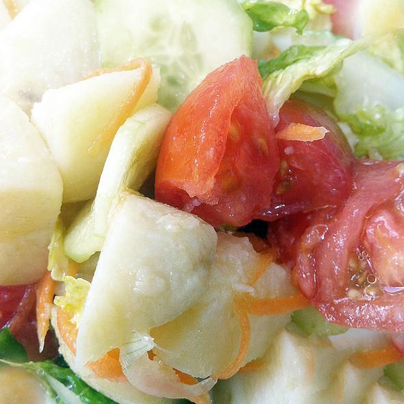 Camper potato salad