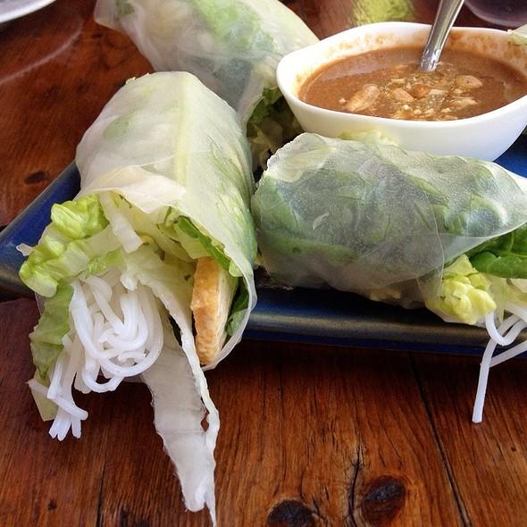 Tofu Spring Roll @ Le Petite Vietnamese Cuisine