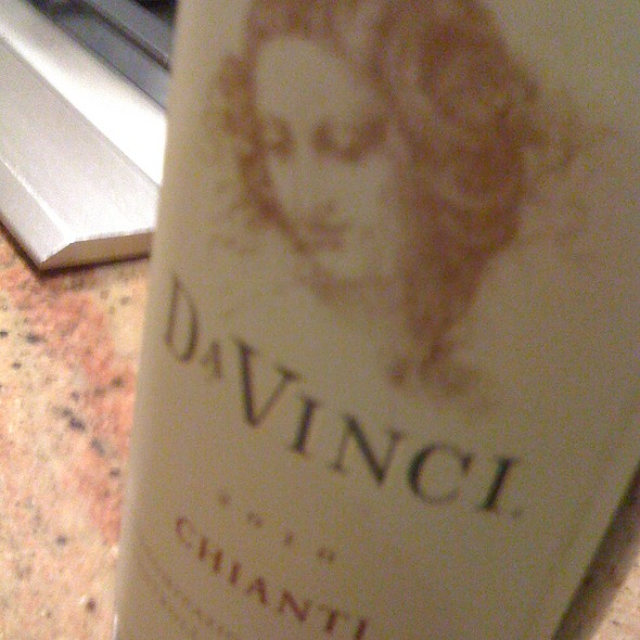 Da Vinci Chianti 2010 Wine