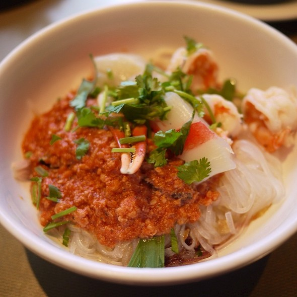 Mung Bean Noodles @ Vung Tau Restaurant