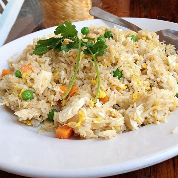Chicken Fried Rice @ Le Petite Vietnamese Cuisine