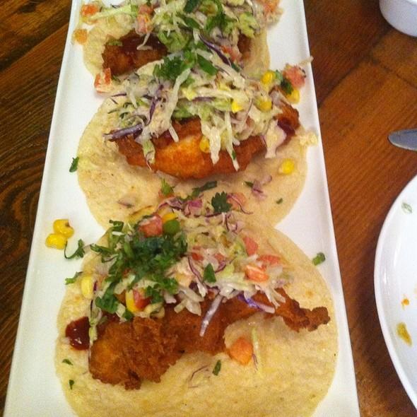 Tacos de Pescado - Playa Cabana, Toronto, ON