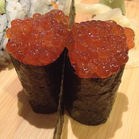 Ikura @ I Love Teryyaki & Sushi