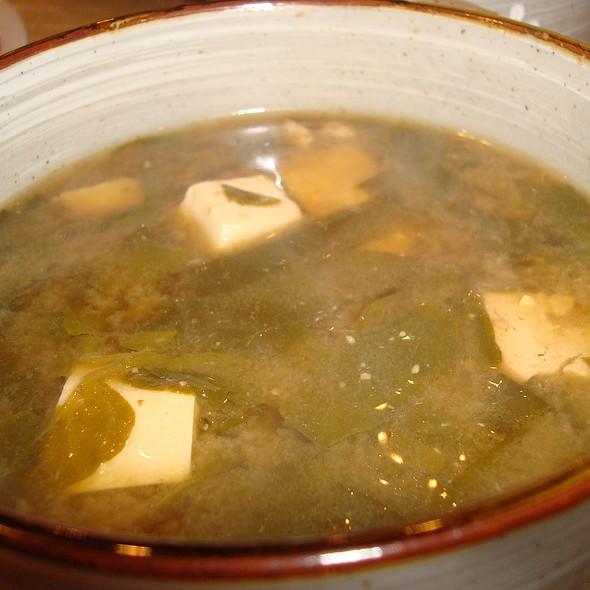 Miso Soup @ Din Din Korea