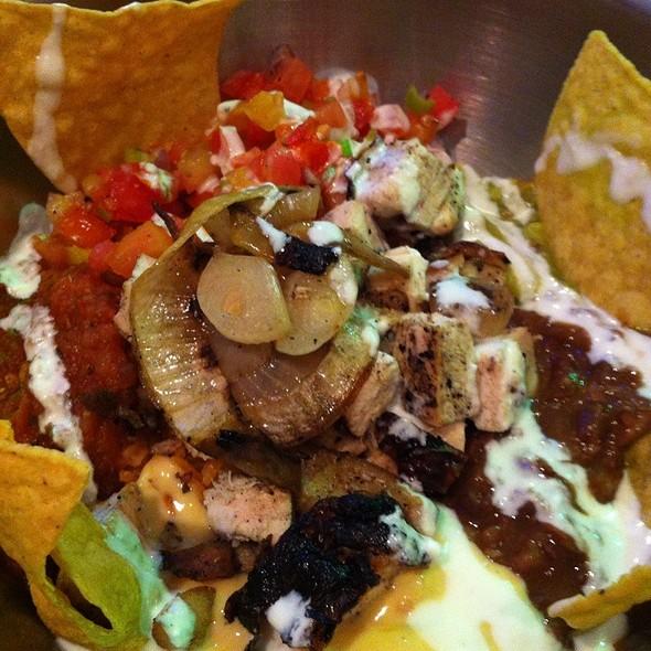 Chicken Burrito Bowl @ Chihuahua Mexican Grill & Margarita Bar