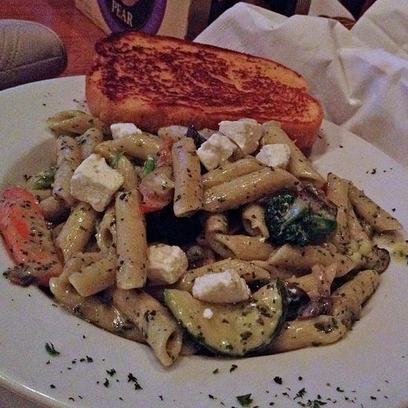 Mediterranean pasta @ Matt Denny's Ale House Restaurant