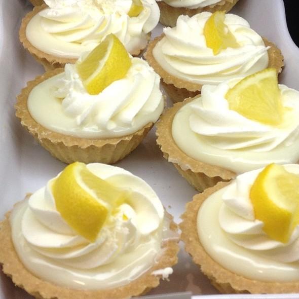 Lemon Tarts @ La Madeleine