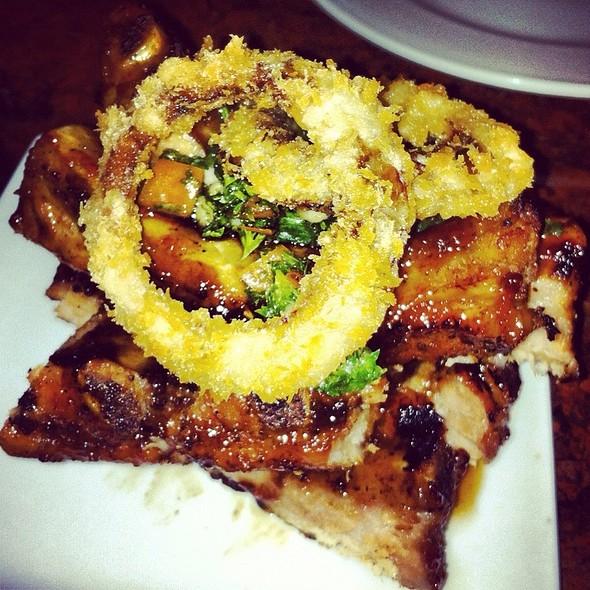 Mongolian Pork Ribs @ Ciao