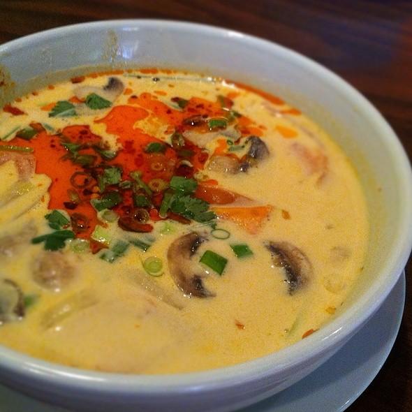 Thom-Ka Soup @ Ginger Thai Cuisine