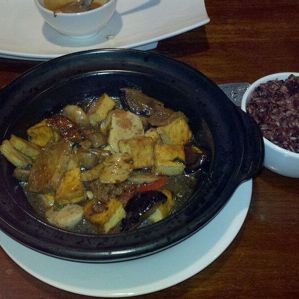 Clay Pot - Blossom Vegetarian, Renton, WA