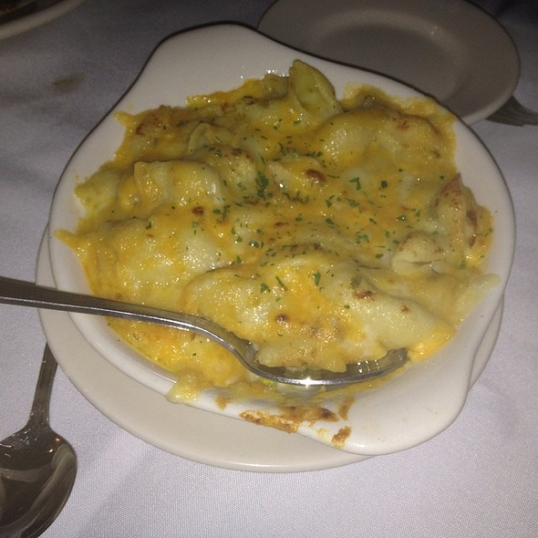 Jalapeno Mac and Cheese - Myron's at Alon Town Center, San Antonio, TX