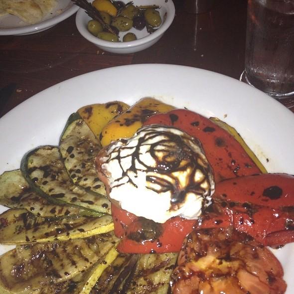Grilled Vegetables Salad  @ Della Terra Restaurant