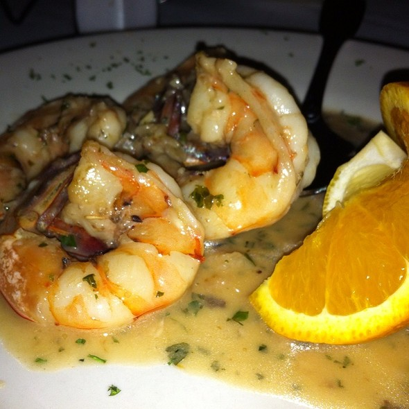 Shrimp Scampi - Taylor's Prime Steak House, Los Angeles, CA