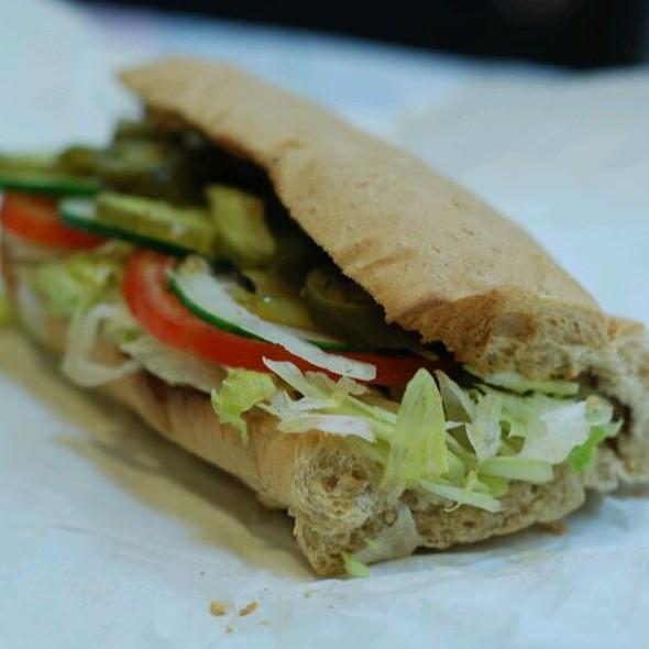 Turkey Breast Sandwich @ Subway土城裕民店