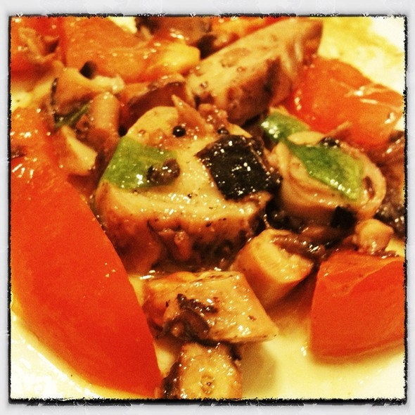"""Spanish Octopus In Olive Oil @ At """"Joan's World"""" ;-)"""