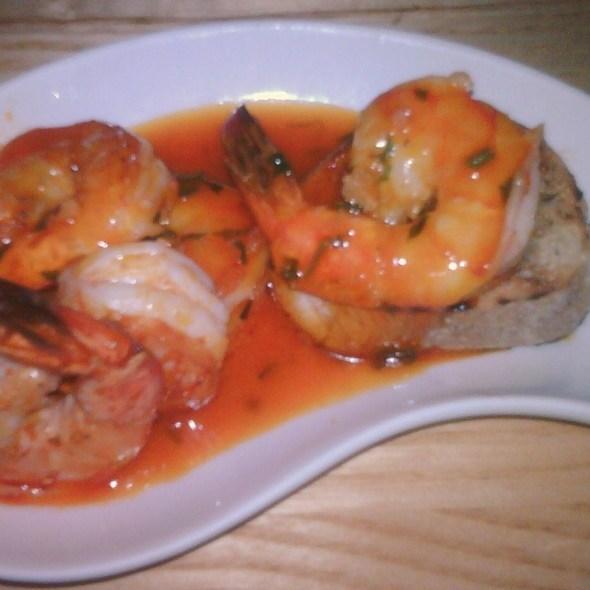 shrimps al ajillo - Torito Tapas, Toronto, ON