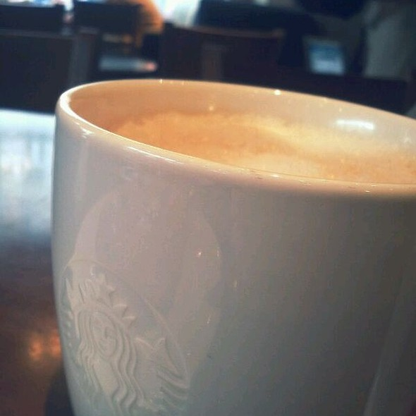 Капучино @ Starbucks