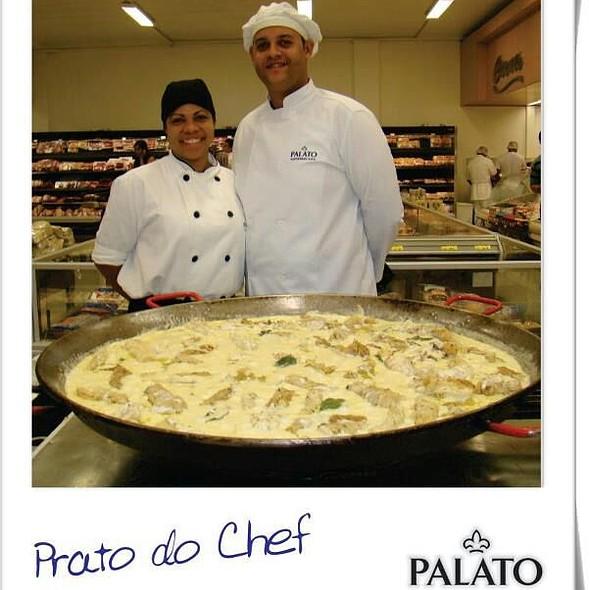 A Pedida Pra Hoje é Bacalhau ao molho de Nata! @ Palato Supermercado