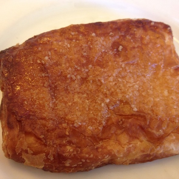 Sugar Croissant  @ Can Can Brasserie