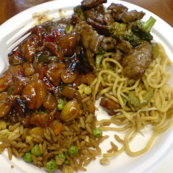 Chinese Fast Food @ Panda Express