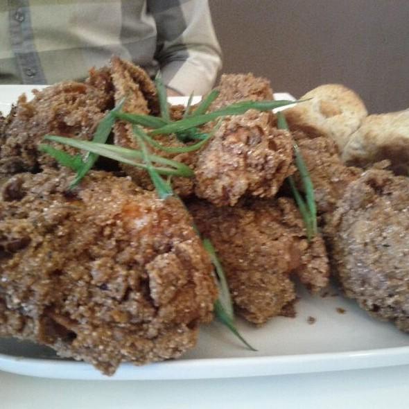 Southern Boarding House Lunch @ Big Jones