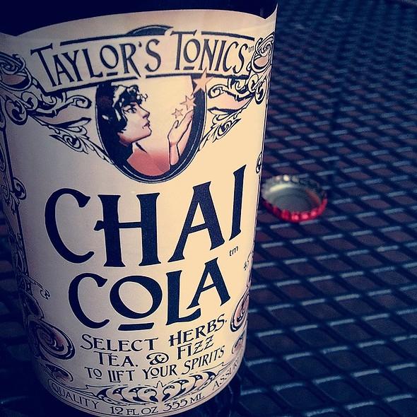 Chai Cola @ Scotty's Market