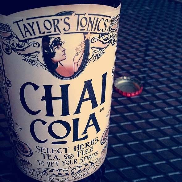 Chai Cola @ Scotty's Market