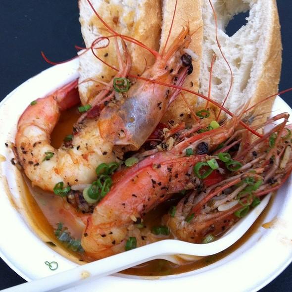 BBQ Shrimp @ Where Y'at SA